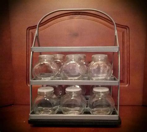 Empty Spice Rack Revolving Kamenstein 12 Jar Spice Rack Revolving Rotating Sold By