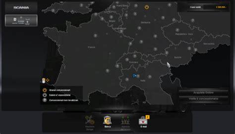 mod map game euro truck simulator 2 euro truck simulator 2 new europe map mod free download