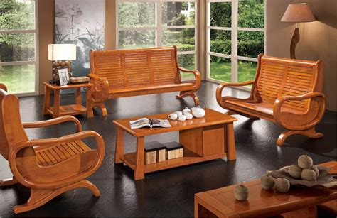 Living Room Wooden Furniture Photos Living Room Wooden Furniture China Home Living Room Furniture Solid Wood Sofa F006 Photos 5231