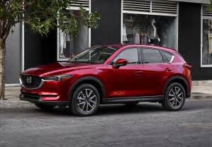 next 2017 mazda cx 5 unveiled at la auto show