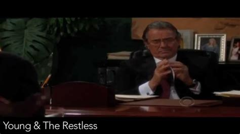young and the restless examinercom victor newman wants answers the young the restless
