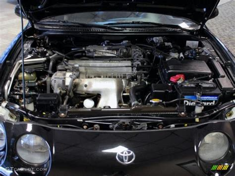 1999 Toyota Engine by 1999 Toyota Celica Gt Convertible 2 2 Liter Dohc 16 Valve