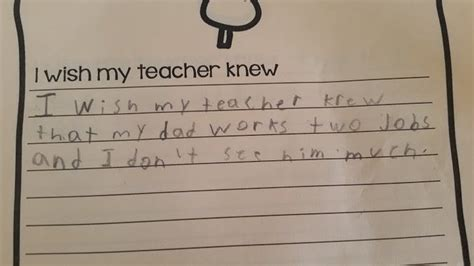 is my she teaches me at home books what wish their teachers knew the new york times