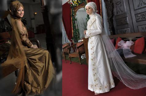 Kalung Nada Polos gaun muslim modern 2012 model gaun muslim terbaru
