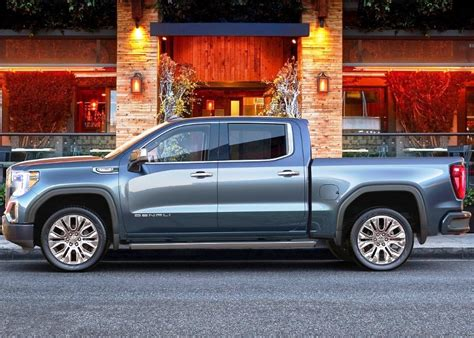 2020 gmc redesign 2020 gmc denali price and release date highest