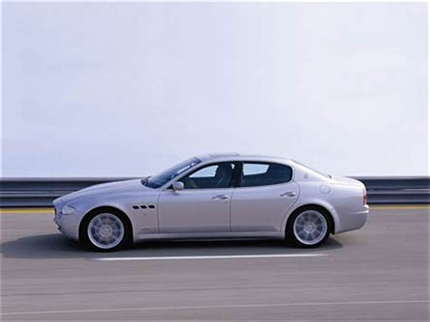 maserati quattroporte 2006 cars car reviews concept cars auto shows