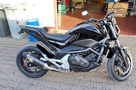Motorrad Honda Nc 700 by Umgebautes Motorrad Honda Nc700s Von Auto Und Motorradhaus