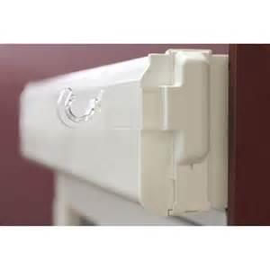 2 supports r 233 glables auto serrant pour coffre de volet