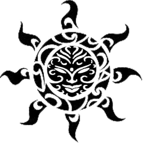 polynesian sun tattoo designs polynesian and sun tatt by kwanzantora on deviantart