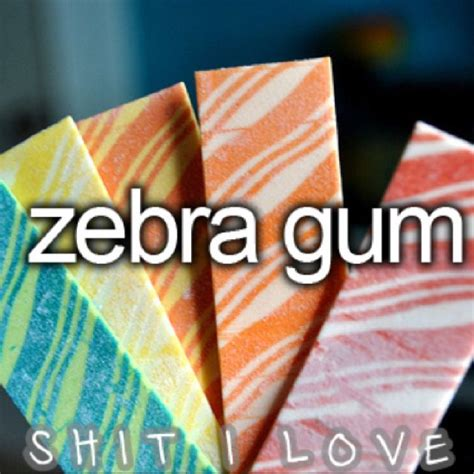 zebra gum tattoos i even the stupid zebra tattoos i