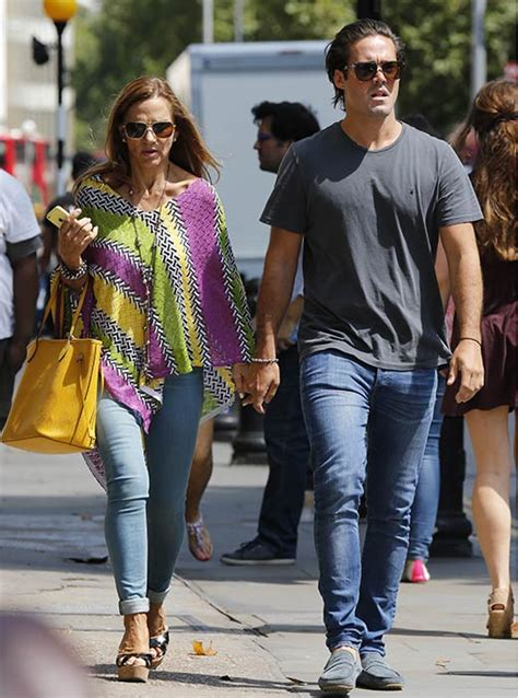 everest film wimbledon made in chelsea s spencer matthews holds hands with mother