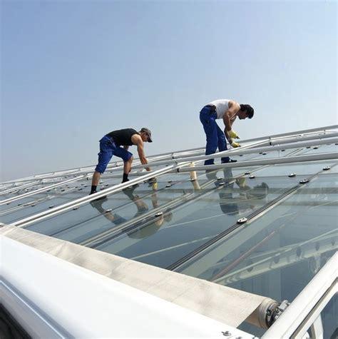 Glasdach Terrasse Reinigen by Fensterreinigung