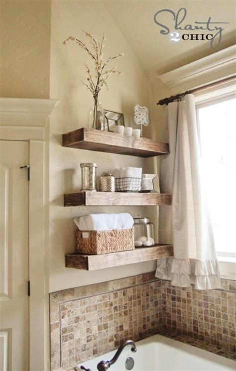 Diy Bathroom Shelving Ideas 40 Brilliant Diy Shelves That Will Beautify Your Home