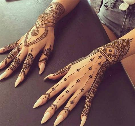 get inspired by these 50 beautiful mehndi designs