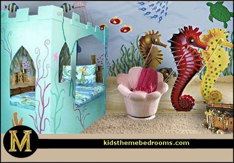 the sea bedroom ideas decorating theme bedrooms maries manor underwater