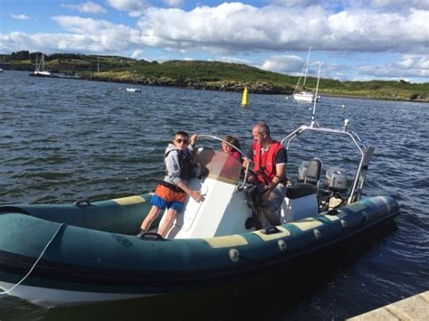 6 meter rib for sale in togher cork from trevor o connor1 - Rib 6 Meter