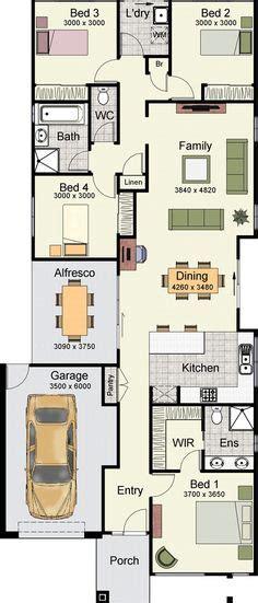 narrow block house designs google search  homes pinterest narrow house narrow