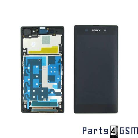 Lcd Sony Xperia Z1 C6902 Fullset Touchscreen Bazel Original sony xperia z1 c6902 c6903 c6906 lcd display touchscreen frame black 1276 5214 bulk 6 2