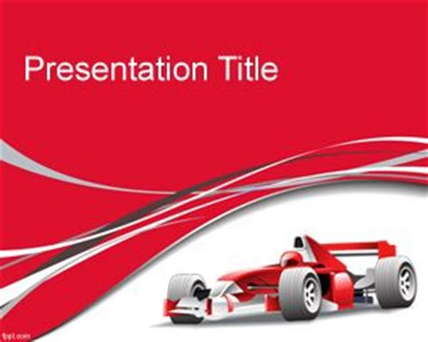 Speed Powerpoint Template Speed Powerpoint Template