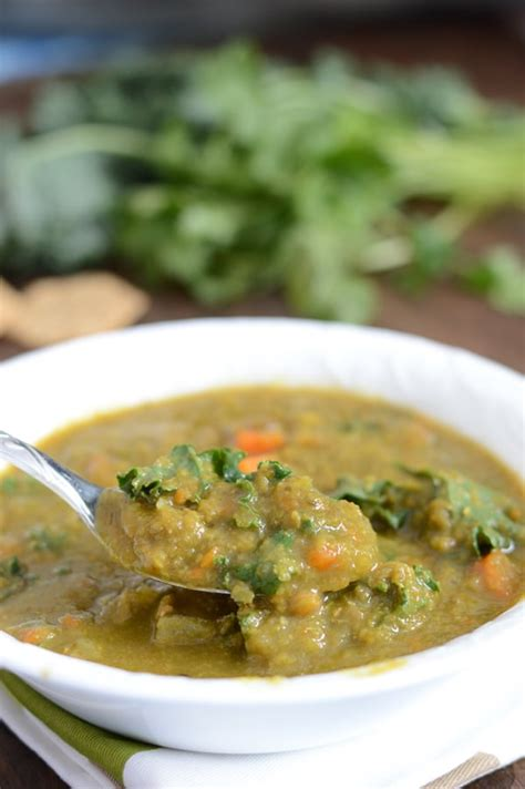 Green Detox Soup Kale by Kick The New Year With This Easy Green Kale Detox