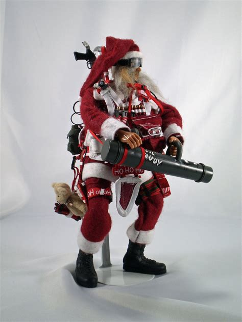 santa claus usa army on sale santa claus commando claus breacher one
