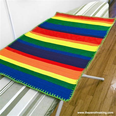 Book Rug by Book Project Giveaway Wool Binding Kitchen Rug For