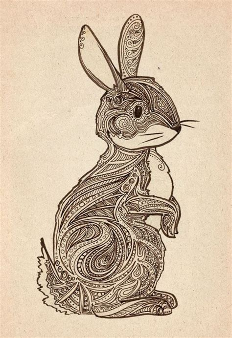 rabbit tattoo pen video 1000 images about rabbit tattoo ideas on pinterest