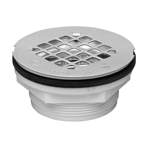 Shower Drains Lowes by Oatey 2 In Dia Abs Shower Drain Lowe S Canada