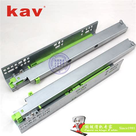 Push To Open Soft Drawer Slides by Extension Concealed Push To Open Drawer Rails Cabinet Drawer Slides Cabinet Drawer Hardware