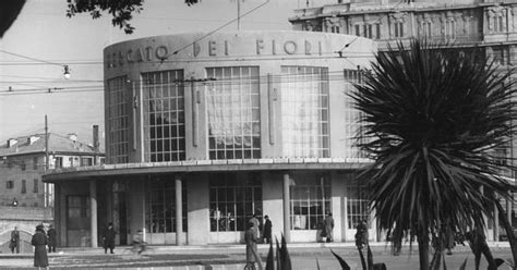 mercato dei fiori genova genova veduta mercato dei fiori costruito nel 1934