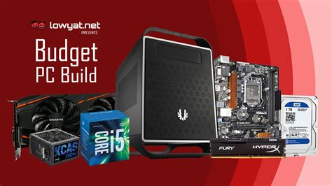 Low Budget E Sports Gaming Pc how to build a budget gaming pc for rm3 500 lowyat net