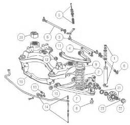 mercedes front suspension mercedes parts and accessories