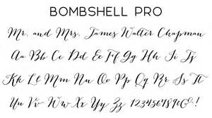 Save The Dates Cheap Script Fonts Wiregrass Weddings