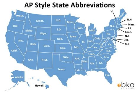 2 Letter State Abbreviation For Wisconsin
