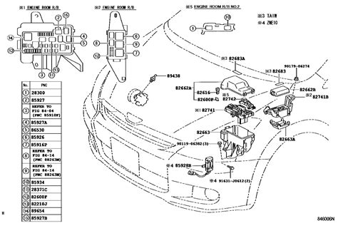 toyota wish fuse box free wiring diagrams