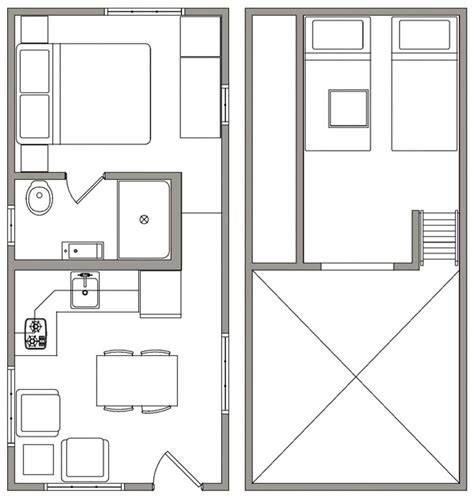 tiny houses on wheels floor plans tiny houses on wheels floor plans