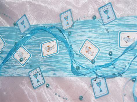 3d Sticker Kommunion by 3d Sticker Kommunion T 252 Rkis Fisch Die Tischdekoration