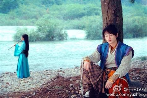 film romance of the condor heroes 2014 my thoughts chinese tv series return of the condor