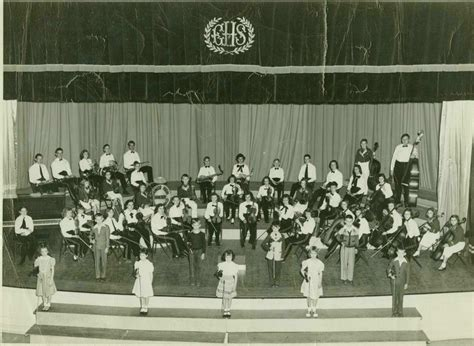 section xii band bertram elsner bert class of 1954