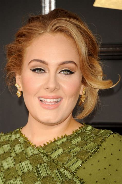 Adele Hairstyles by Adele S Hairstyles Hair Colors Style