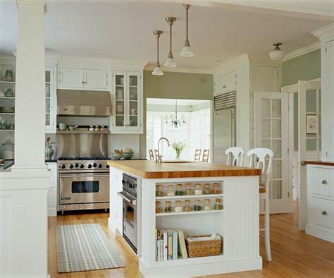 cottage style kitchen islands kitchen designs with islands ideas home interior design