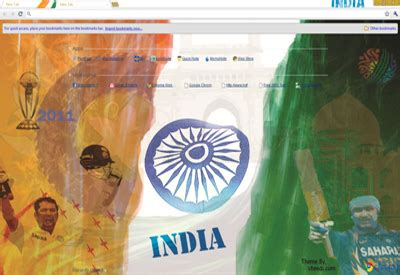 pakistan theme for google chrome icc world cup 2011 india and pakistan theme for google chrome