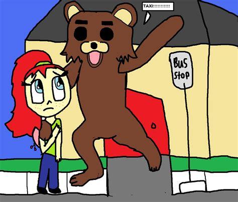 pedo beach pedo bear images pedo bear strikes again d hd