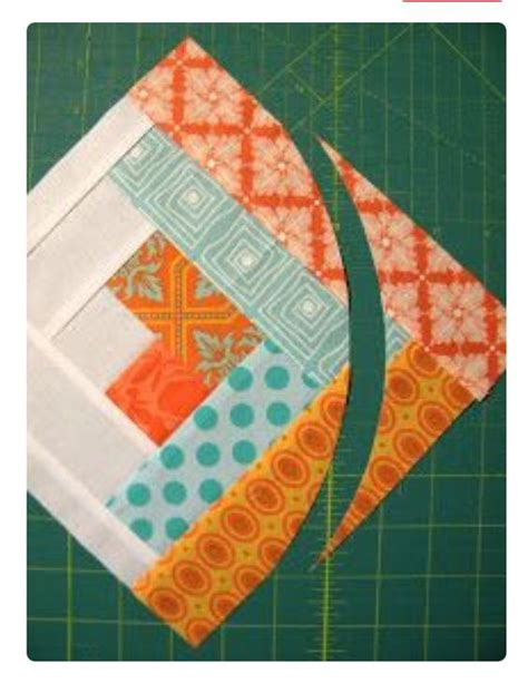 curved cabins curved log cabin quilt blocks cabin logs