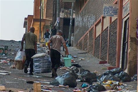 criminals rule the city of hillbrow south africa