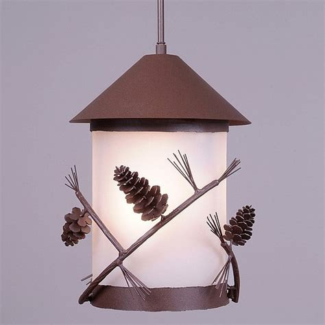 pine cone pendant light vista pine cone pendant light