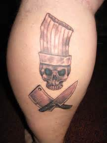 Kitchen Tattoo Designs by Gallery For Gt Cooking Tattoo