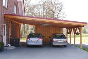 carport bois sur mesure things to take care of before building a carport
