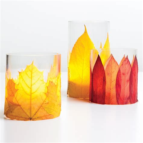 fall candle decoration ideas  designs
