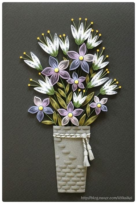 Paper Quilling Flower - 930 best beautiful quilling images on paper